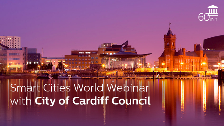 Smart cities world webinar