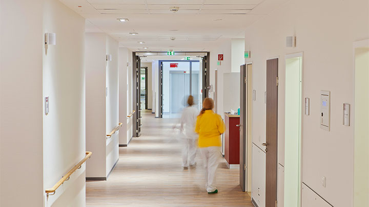 lighting solutions for corridors