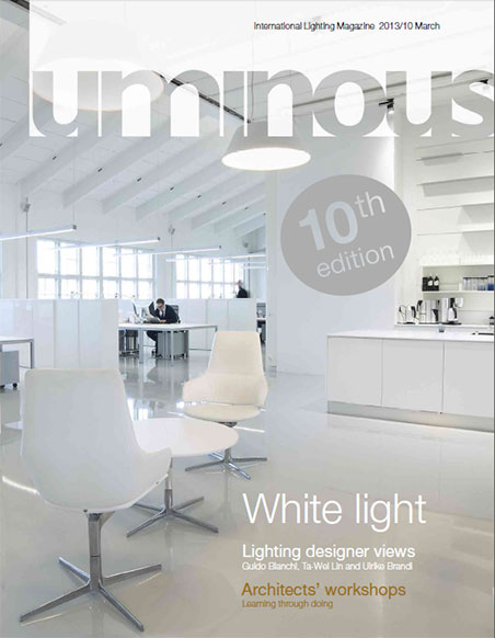 Luminous 10 cover