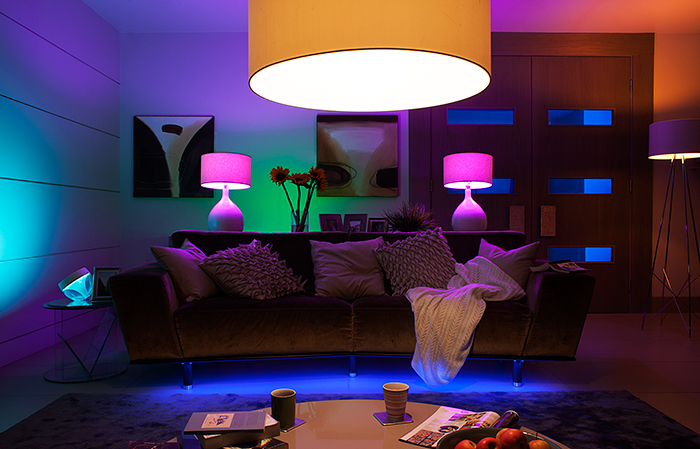 Home: Philips Hue further strengthened its leadership position by adding Baidu as a 'Friends of Hue' partner