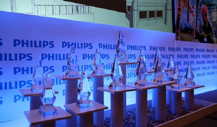 Philips Lighting Recognising the Best in Sports