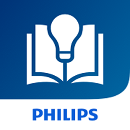 Philips Lighting catalogue app icon