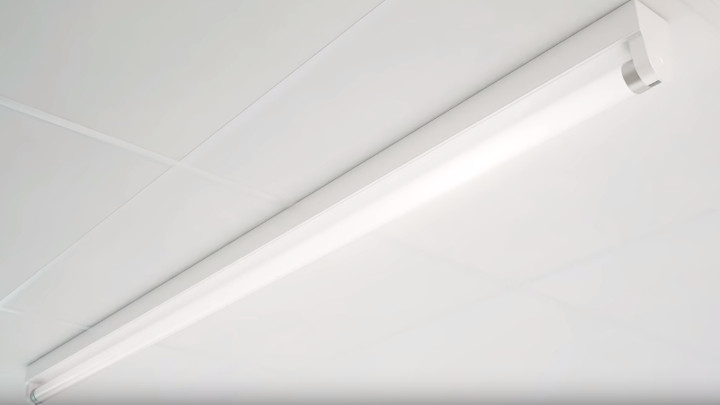 Philips master ledtube installation