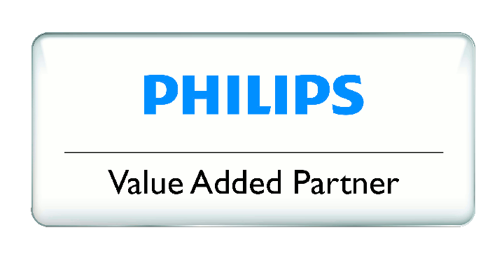 Philips icon for certified added partners
