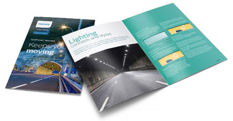 TotalTunnel brochure - LED tunnel lighting