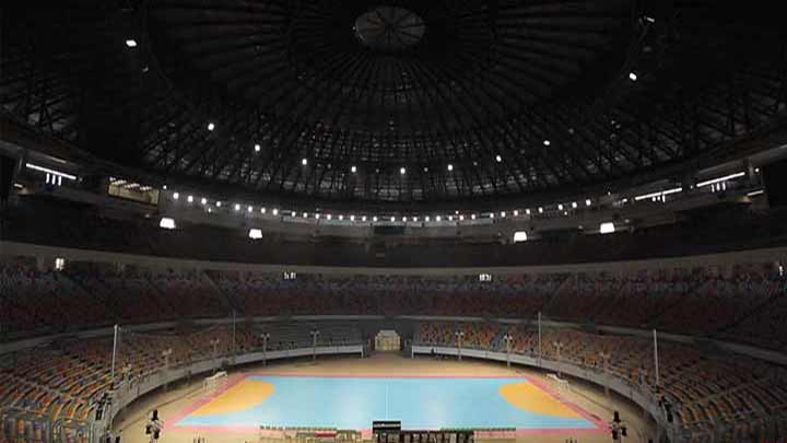 Cairo Indoor Stadium, Egypt