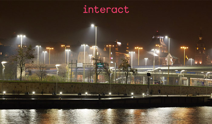 Interact City Smarter and more livable city lighting