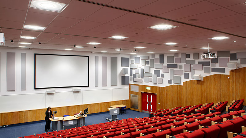 Taking the stress out of learning. How LED lighting is leading the way