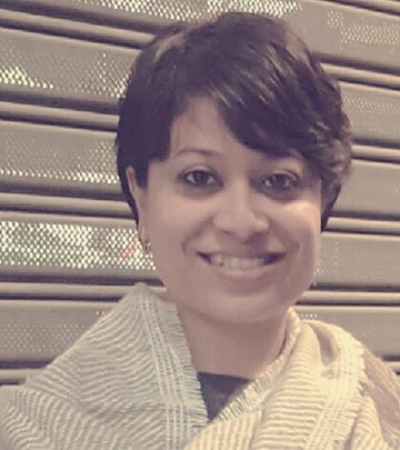Amrita Sandil, Road & Street Product Marketing