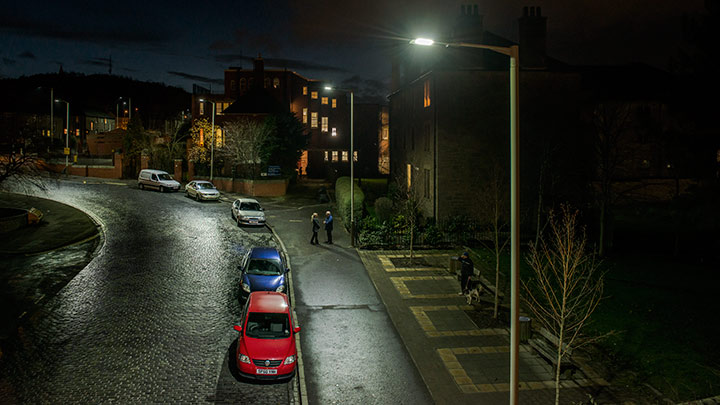Dundee Lighting Project