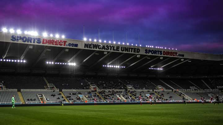 Pitch Perfect Lighting at St James' Park
