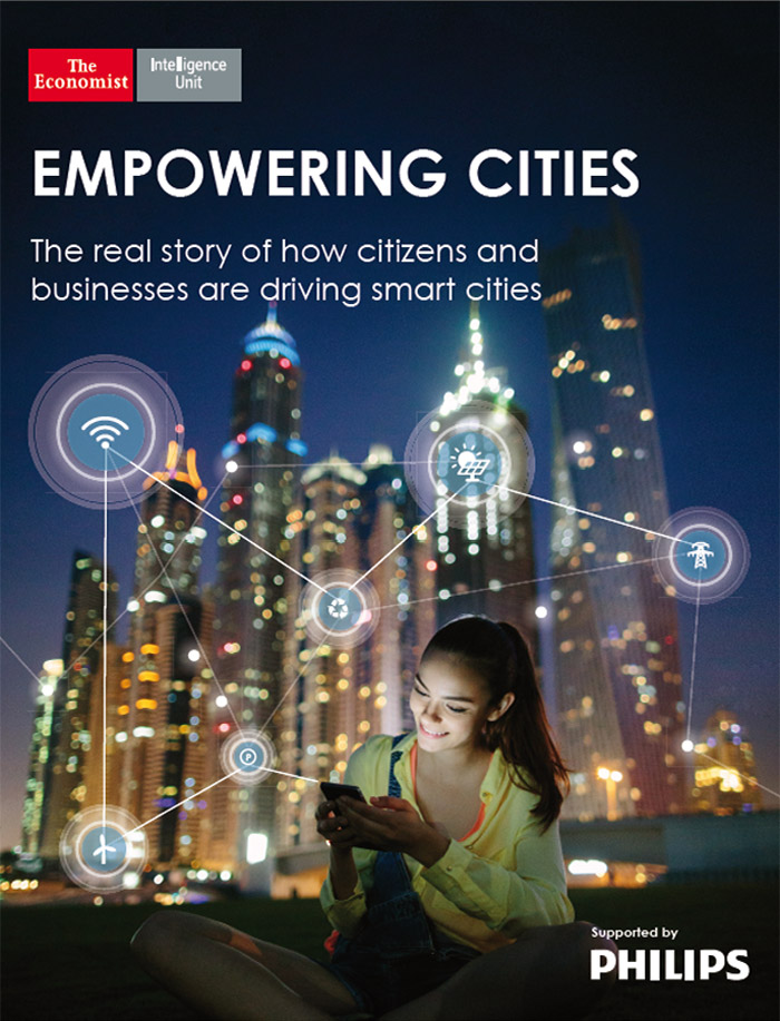 Economist - Empowering Cities