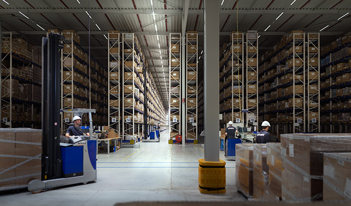 Philips Lighting - Improving the working environment for everyone