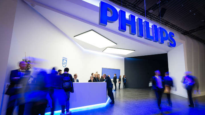 Philips Lighting @ L+B 2016 - Experience light beyong illumination