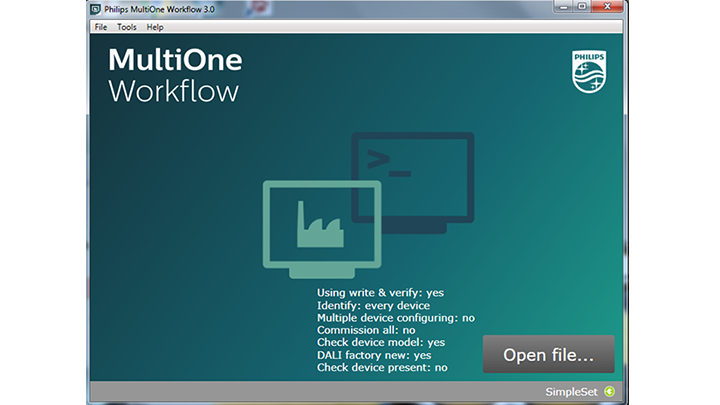 MultiOne Workflow 3.0