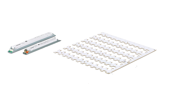 Philips OEM Fortimo LED Square 5000lm