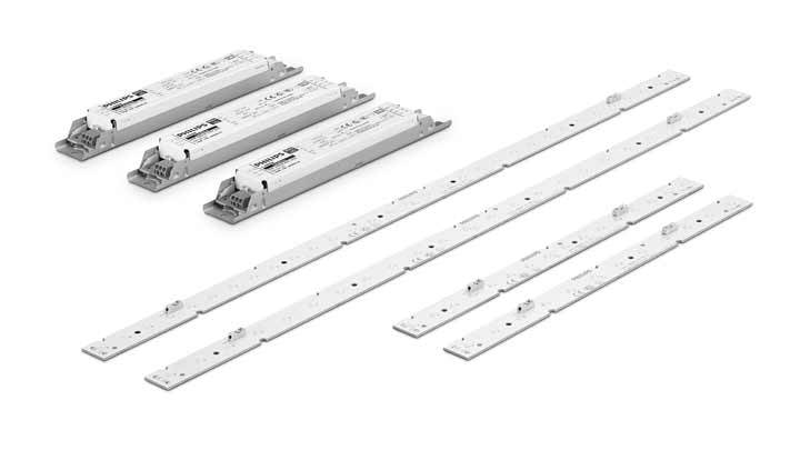 CertaFlux LED strip gen1 system BS