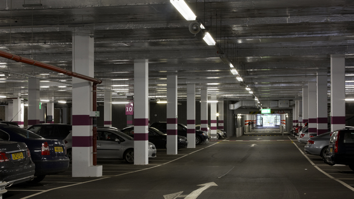 ExCeL London Car Park