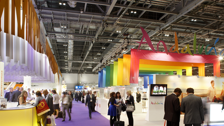 ExCel London Exhibition Halls