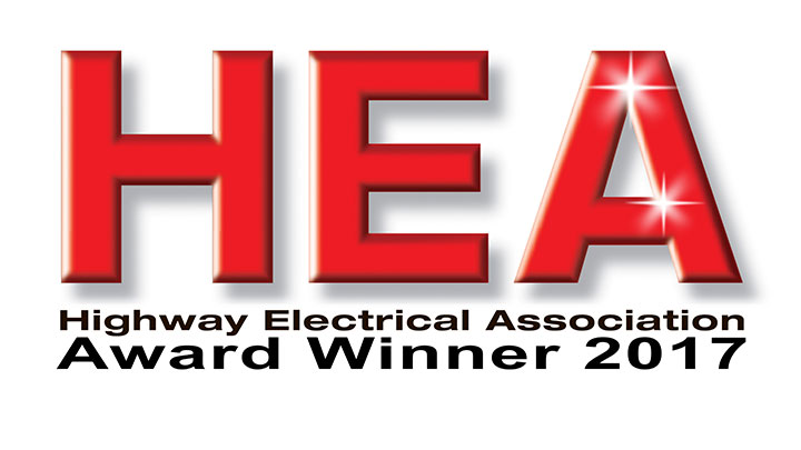 CityTouch - street lighting - Highway Electrical Association : best product of the year 2015