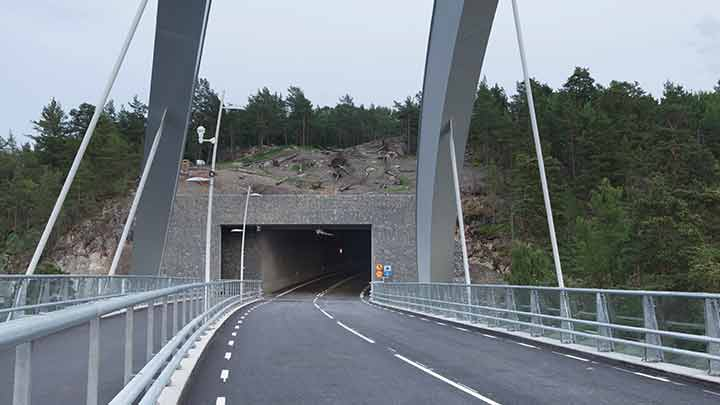 Kvarnholmen tunnel safe and sustainable with TotalTunnel