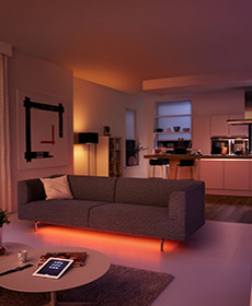 mood lighting ideas - Hue personal wireless lighting